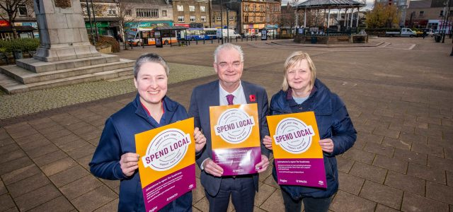 Johnstone business are latest to join Renfrewshire Spend Local campaign
