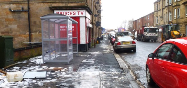 Councillors support motion to have Paisley bus stop reinstated