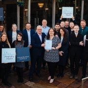 Manorview Group awarded Hospitality Health Charter