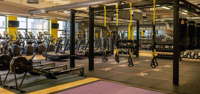 Lagoon gym reopens after £180,000 refurb