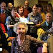 Paisley coffee shop lunch treat for Paisley & District University of the Third Age members