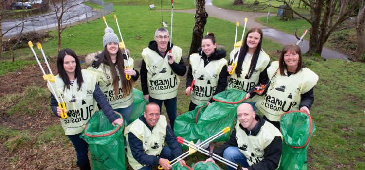 Community taking lead in transforming Ferguslie