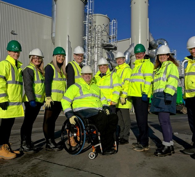 £700milllion project set to transform Renfrewshire's waste into green energy