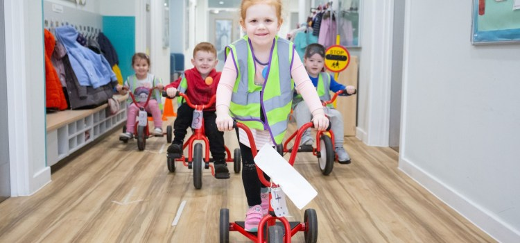 Career changers urged to join Renfrewshire Council's nursery team
