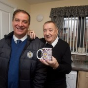 Old Buddies ball boy moves to spiritual home as Sanctuary completes housing project