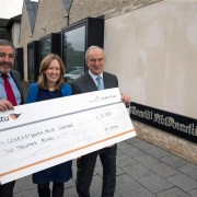 intu Braehead donation means families can sleep during the day after all night hospital vigil
