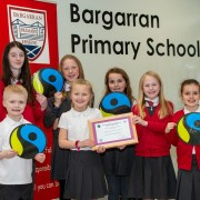 Bargarran Primary and Mary Russell Secondary win Renfrewshire's Fair Trade school awards