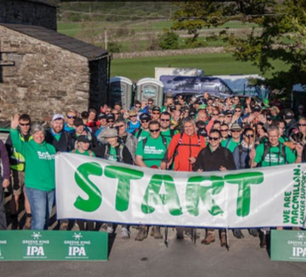 Greene King pubs in Renfrewshire raise more than £62,000 for Macmillan Cancer Support