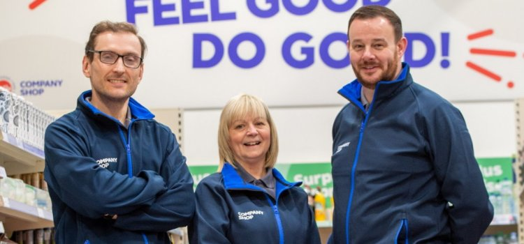 Supermarket sweeps up with help from Renfrewshire Council employability team