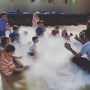 Families will be on cloud nine with science experiment fun at intu Braehead