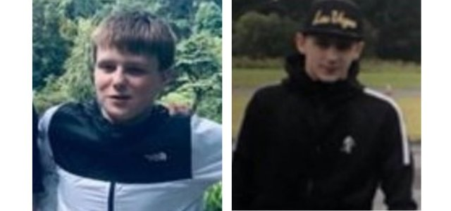 Appeal to find two missing teenagers from Paisley