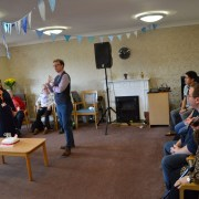 Montgomery Court in Gallowhill celebrate 20th anniversary