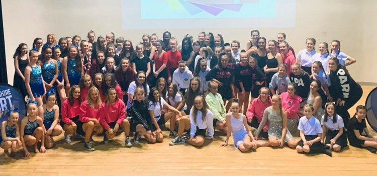 Eight secondary schools pupils compete in third Renfrewshire Schools Secondary Dance Competition