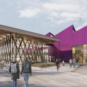 Contract awarded for construction of flagship National Manufacturing Institute Scotland facility