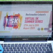 Fans of the Paisley 10k can keep on running with virtual 5k race