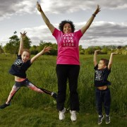 Charity supporters get ready for a Very 2020 Race for Life  – sign up now