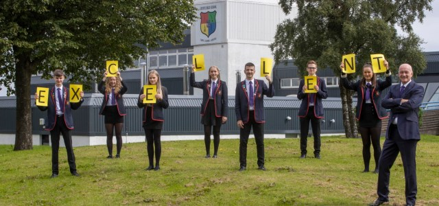 Renfrewshire school first Scottish secondary to get 'excellent' rating under short inspection model