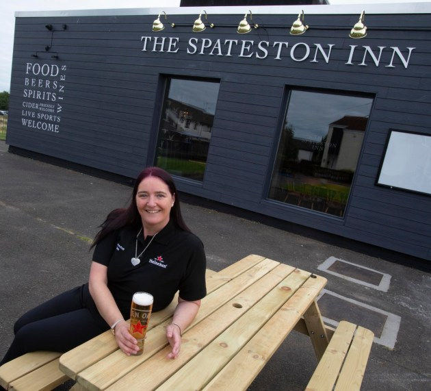 Spateston's only pub reopens after £494,000 revamp