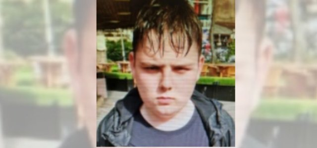 Police appeal for help to find missing teenage boy