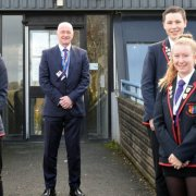Gryffe High wins title of Sunday Times Scottish State School of the Year