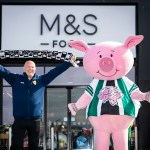 Pictures: M&S Paisley celebrates Scotland in the Euros 2020 with a special guest appearance