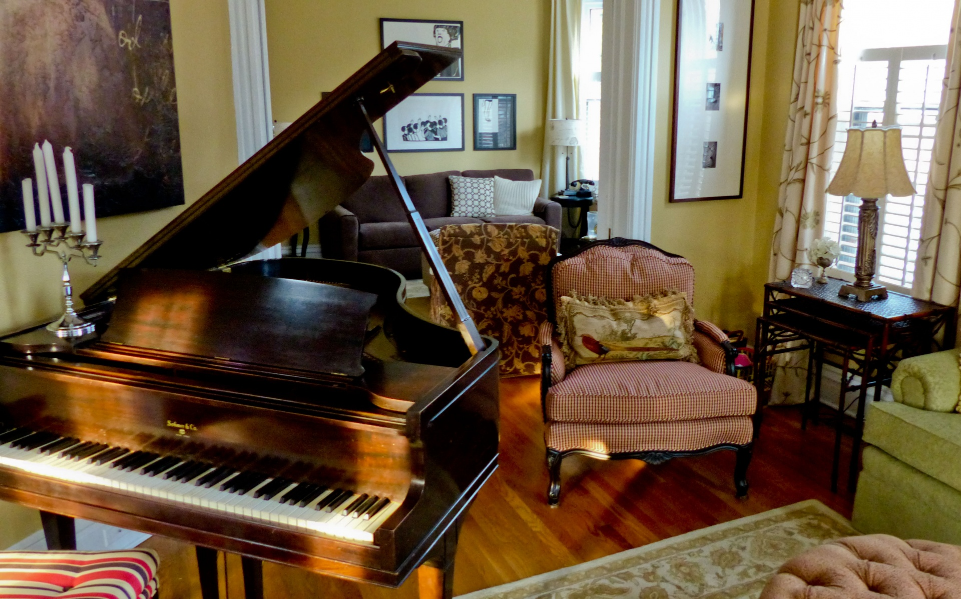 Moving Heavy Furniture Protect Your Wood Floors