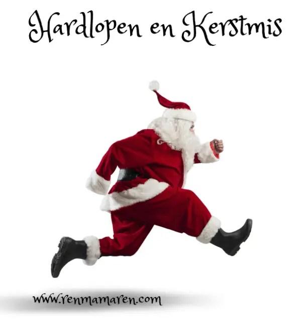 hardlopen en kerstmis