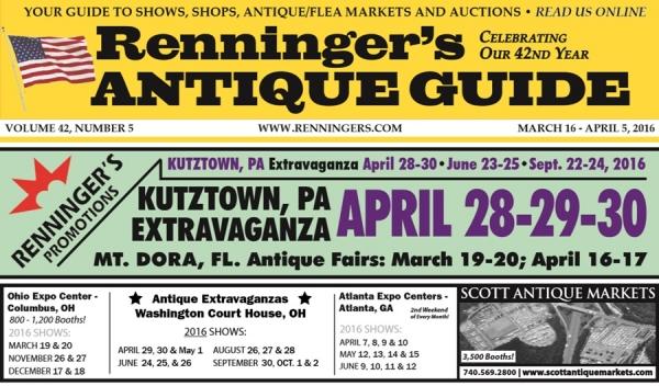 Kutztown Renningers Pa