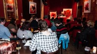 cenarius Verlagsparty: Abstrakte Ansichten