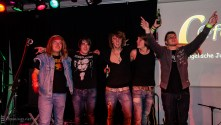 Die Sieger des Battle of Bands: Afterdrunk