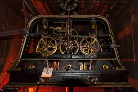 Das alte Uhrwerk