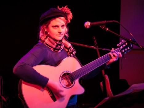 Jaana, C@fe-42, Gelsenkirchen, 26. Jan. 2013