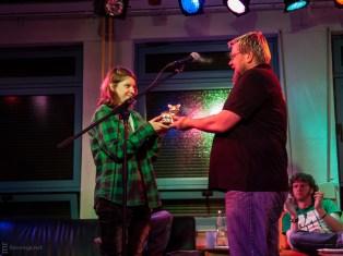 2. Platz: Mulle, Poetry Slam, 15.2.2013, C@fe-42, Gelsenkirchen