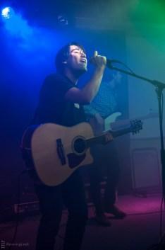 Evan Freyer & Band, 23.2.2013, C@fe-42, Gelsenkirchen
