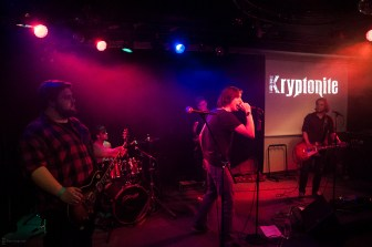 Kryptonite, 27.4.2013, C@fe-42, Gelsenkirchen