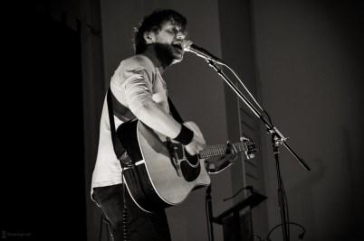 Alex Amsterdam, 25.5.2013, Poetry Slam C@fe-42, Gelsenkirchen