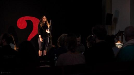 Beatrice Wypchol, 25.5.2013, Poetry Slam C@fe-42, Gelsenkirchen