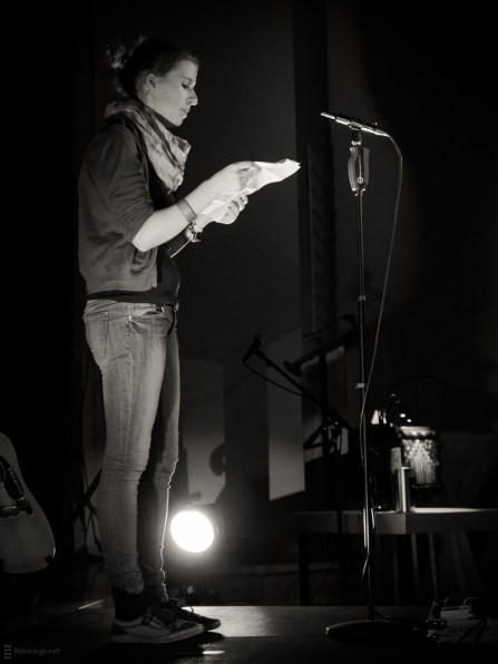 Kira W., 25.5.2013, Poetry Slam C@fe-42, Gelsenkirchen