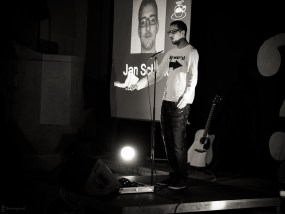 Jan Schmidt, 25.5.2013, Poetry Slam C@fe-42, Gelsenkirchen