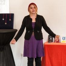 Luise Frentzel, Wohlklang Poetry Slam, Wattenscheid, 5.6.2013
