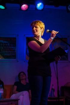 Anna Conni, 21.6.2013, C@fe-42, Gelsenkirchen