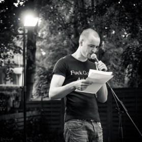Max, 19.7.2013, C@fe-42, Gelsenkirchen