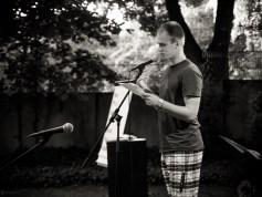 Paul Langer, 19.7.2013, C@fe-42, Gelsenkirchen