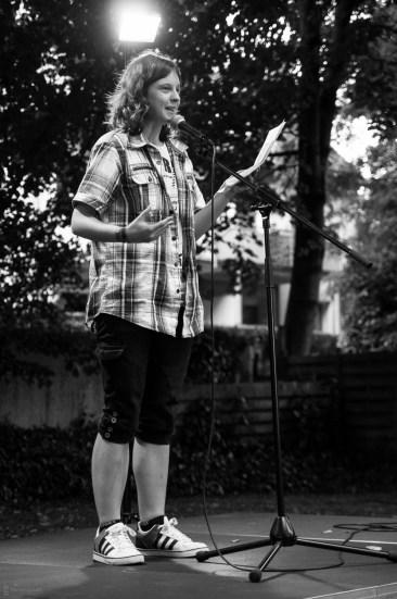 Mulle, 19.7.2013, C@fe-42, Gelsenkirchen