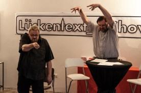 Lückentext__Show: Michael Meyer, Carsten Koch