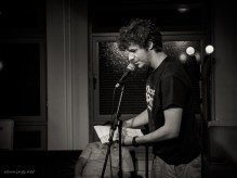 Tobias Heimann, Poetry Slam, C@fe-42, 6.9.13
