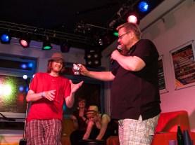 2. Platz: Frederik, Poetry Slam, C@fe-42, 6.9.13