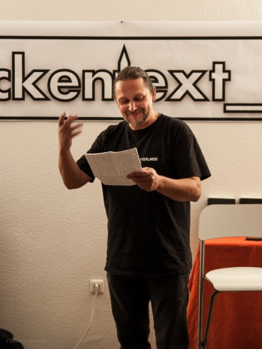 Rainer Wüst, 30.9.2013, Lückentext__Show