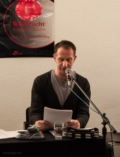 Martell Beigang, 14.10.2013, Wohlklang Wortbühne