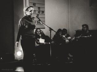 Anna Conni, 18.10.2013, Slam Poeten Lesung, Gladbeck